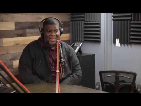 Barber World TV Podcast Episode. 005 Ft. Producer Salaam Remi
