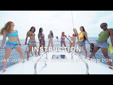 Jax Jones ft. Demi Lovato & Stefflon Don - Instruction | Nicole Kirkland Choreography |Dance Stories