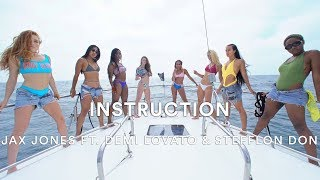 Jax Jones ft. Demi Lovato & Stefflon Don - Instruction | Nicole Kirkland Choreography |Dance Stories