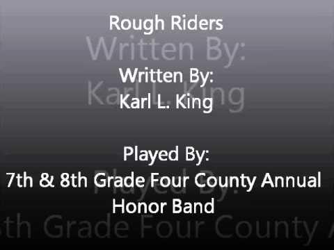 7th & 8th Grade Honor Band-