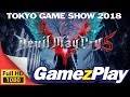 Devil May Cry 5 - Tokyo Games Show 2018 trailer - Pc PS4 XOne
