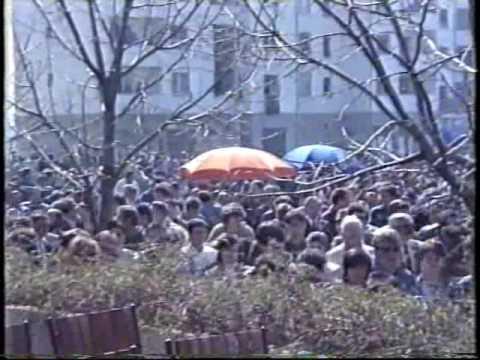 HDZ - BENKOVAC 18. 03.1990. Atentat na Dr Franju Tuđmana 1.DIO