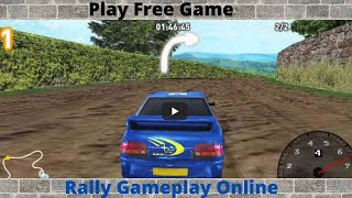 Play Free Game Super Rally 3D - Rally Gameplay Online
