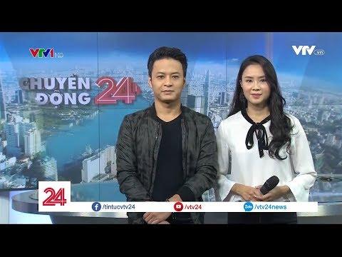 Cặp đôi Hồng Đăng - Hồng Diễm trò chuyện cùng Chuyển động 24h - Tin Tức VTV24