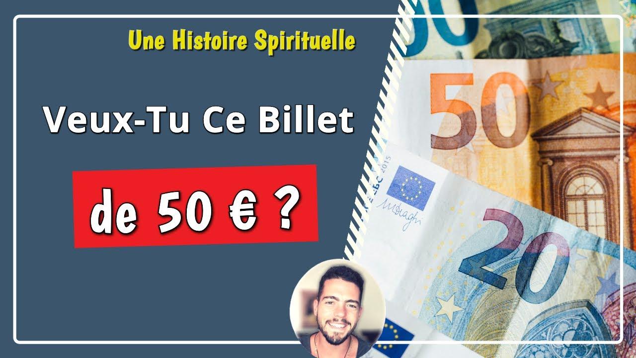 """Résultat de recherche d'images pour """"Une Merveilleuse Leçon De Vie D'un Maitre Spirituel - Le Billet de 50€"""""""