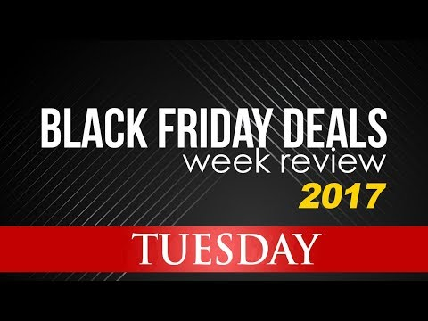 [LIVE] - BLACK FRIDAY DEALS WEEK 2017 REVIEWS - TUESDAY Ft EBay, RDX, Game & More- Manc Entrepreneur