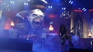 Iron Maiden - Iron Maiden Live @ Hartwall Arena Helsinki 28.5.2018