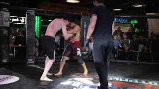 Умед Замонов (Таджикистан) vs. Айбек Качкынов (Кыргызстан) | 61 кг