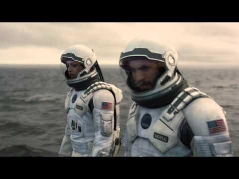 interstellar escena llegada planeta miller [1080p] Español Latino