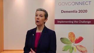 Dementia 2020 Conference - Andrea Sutcliffe Interview