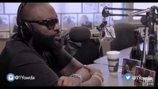 rick ross talks riding rolls royces with yowda bts wish that i was playing ft riff raff