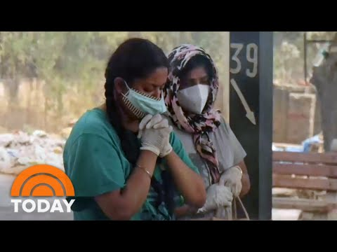 US To Restrict Travel To And From India Amid Overwhelming COVID-19 Infection Rate | TODAY