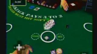 Wii Ware ~ VIP Casino Blackjack