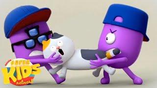 Кошка Чинг Звездность | AstroLoLogy | смешные анимационные ролики | мультфильмы для детей