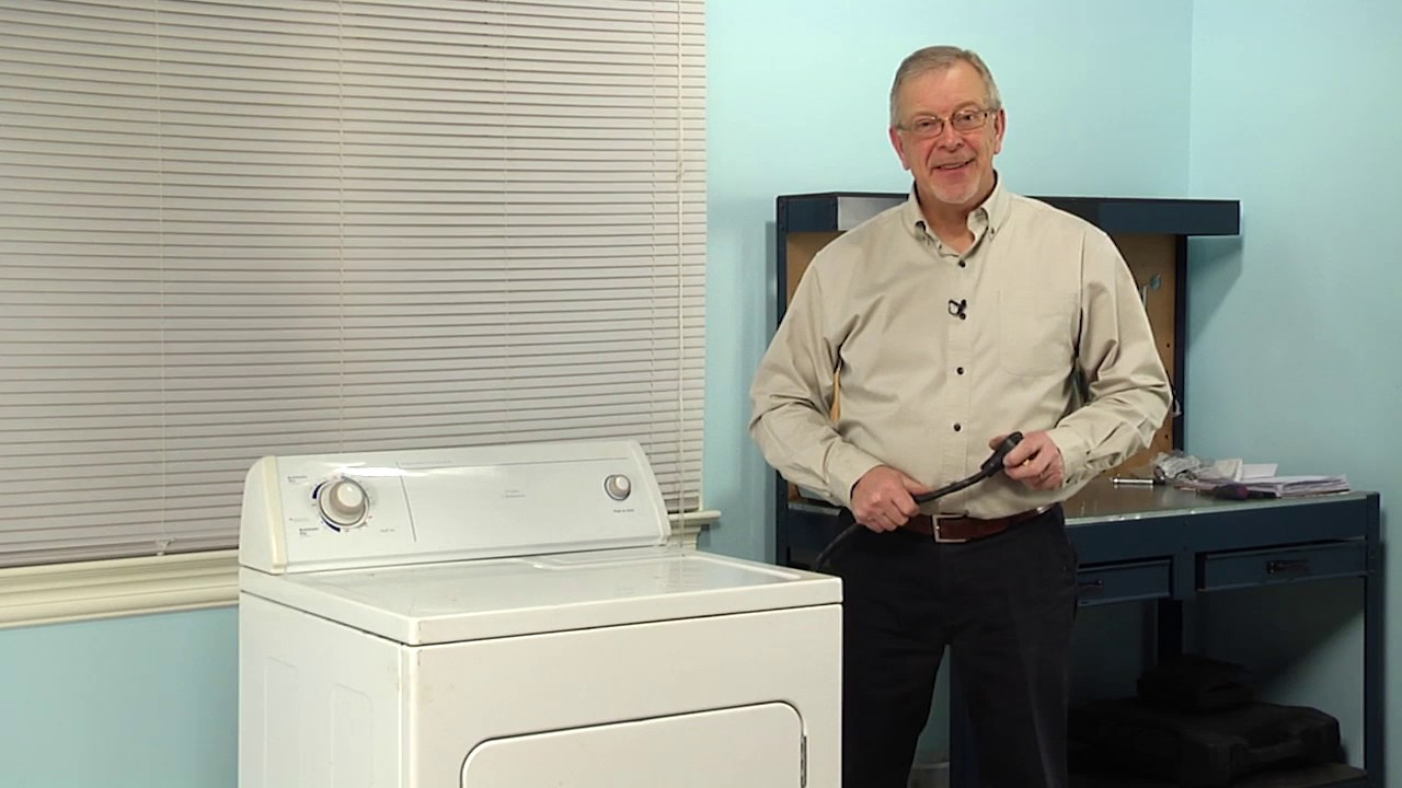 Kenmore Dryer Repair How To Replace The Timer Youtube Diagram