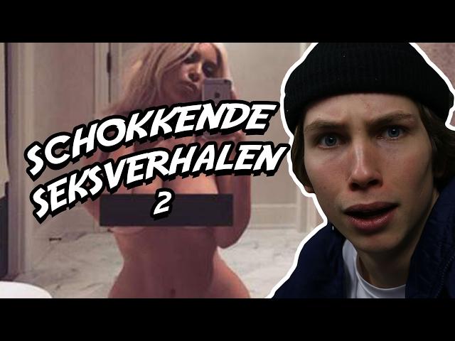 SCHOKKENDE SEKSVERHALEN 2   NAAKTFOTOS 16+
