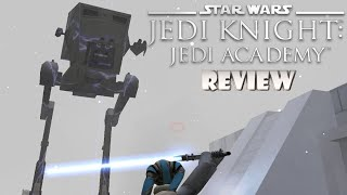 Star Wars Jedi Knight: Jedi Academy (Switch) Review (Video Game Video Review)