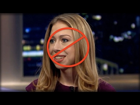 HAHA!!! CHELSEA CLINTON JUST GOT HER ASS HANDED TO HER BY DEMOCRATS - THIS IS AWESOME!