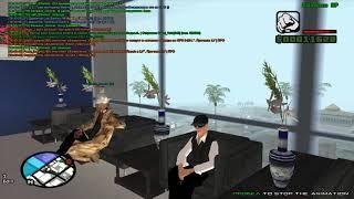 Advance RP | Телепередача «Бизнесмен». (Концертный зал)