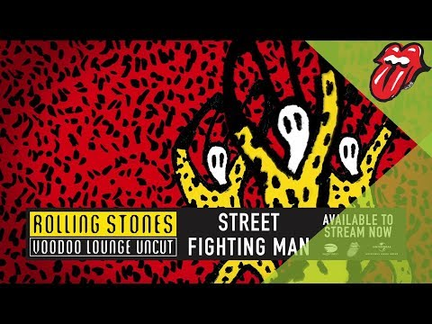 Available To Stream Now - Street Fighting Man (Voodoo Lounge Uncut)