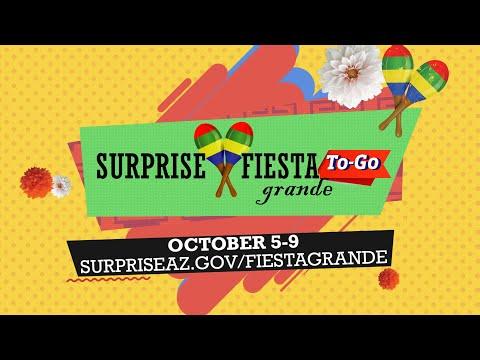 Fiesta Grande 2020 To-Go video thumbnail