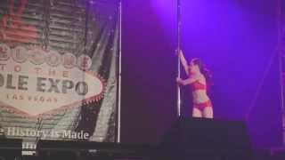 2015 Pole Expo - Pole Classic Competition - Maggie Ann