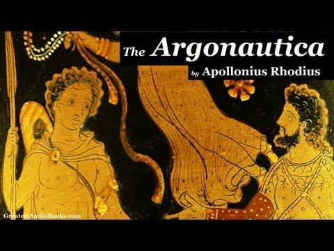 THE ARGONAUTICA - Jason, The Argonauts & The Golden Fleece by Apollonius Rhodius - FULL Audio Book