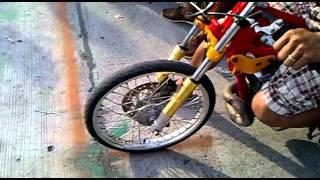 pinamalayan drag race x4 vs x4(yellow win)