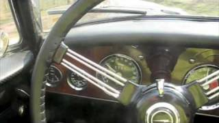 1967 Austin Healey 3000 MKIII BJ8 from New York to Luxembourg