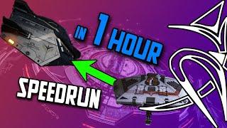 Beginners guide to SPEEDRUN gameplay in Elite dangerous - ASP exporer in 1h!