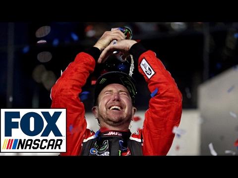 Kurt Busch Wins 2017 Daytona 500   FOX NASCAR