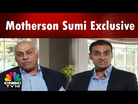 Motherson Sumi Expects Strong Growth Over the Next 5 Years | CNBC TV18 thumbnail