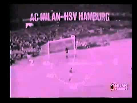 CWC 1967/68 Final AC Milan 2 x 0 Hamburgo