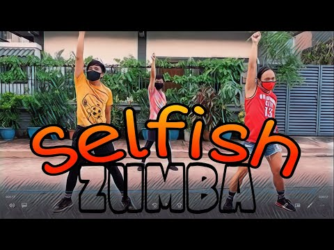 Zumba - 89 DMZ Selfish Extended Remix by The Other Two - KForce Dancer
