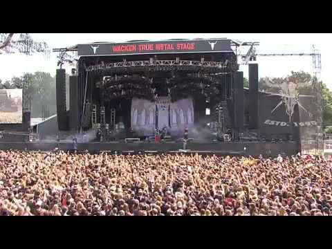 THERION - Muspelheim (Live at Wacken 2007) (OFFICIAL LIVE)