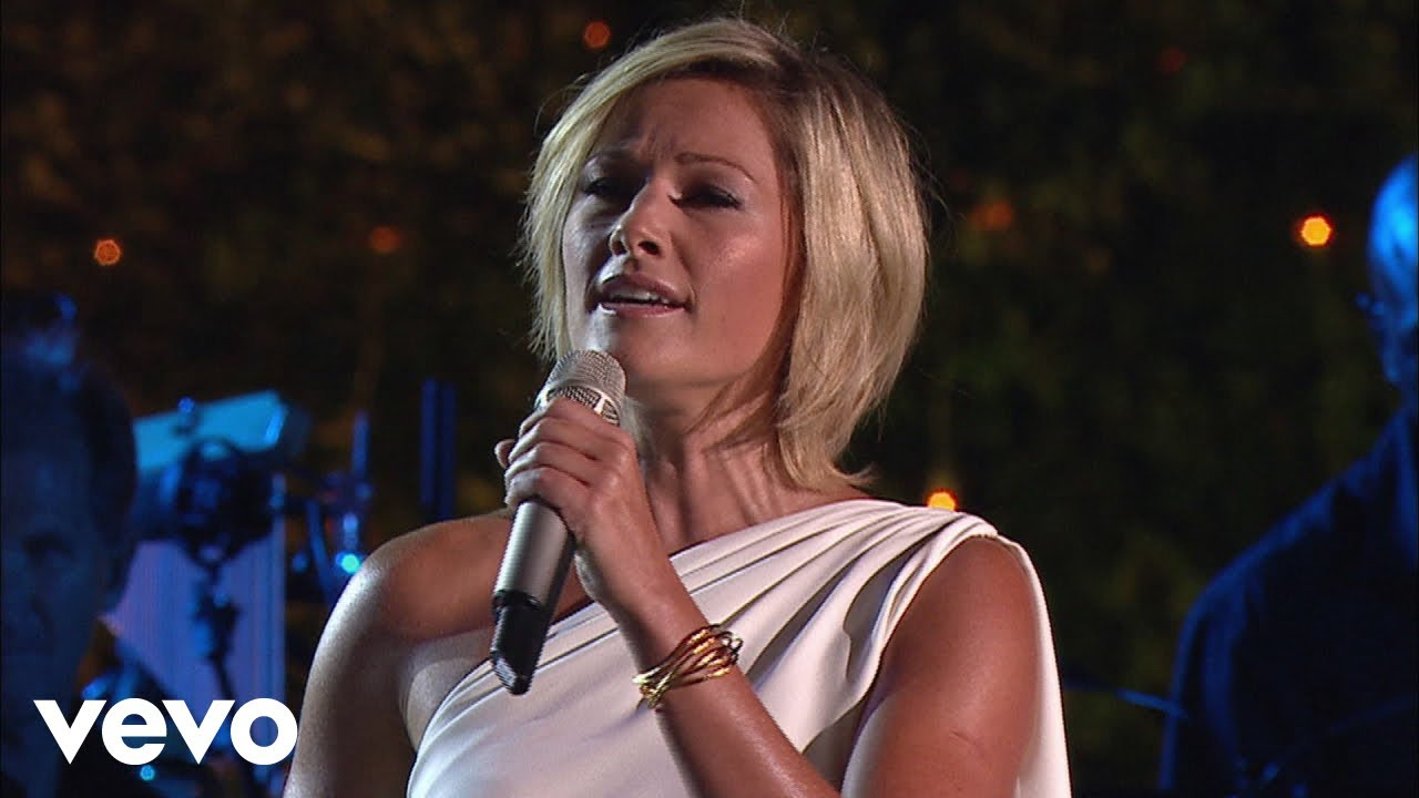 Andrea Bocelli Helene Fischer When I Fall In Love Live 2012 Youtube
