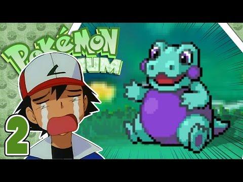 Pokémon UR Hardlocke Ep.2 - ADIVINA EL TIPO DE ESTE POKÉMON ? WTF
