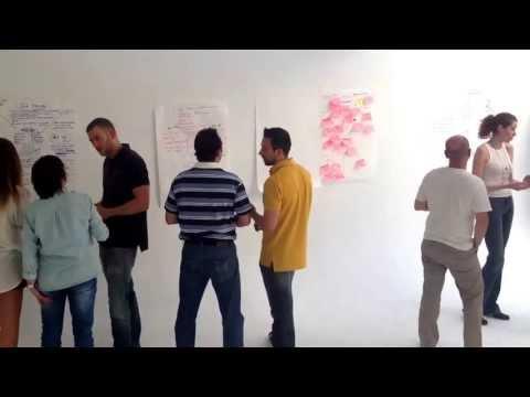 Lean sales master class Madrid 2013, prototipando clientes