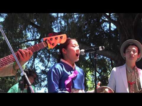 노선택 & The Soul Sauce NST and the Soul Sauce Sierra Nevada World Music Festival June 18, 2017