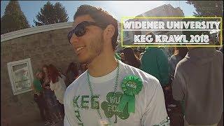 Widener University Keg Krawl 2018
