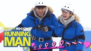 The Combination of Jong Kook and Ji Hyo!? They're the Most Overpowered Couple! [Running Man Ep 436]