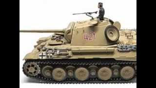 GERMAN PANTHER TANK (Panzer KampfwagenV)ドイツ陸軍パンサー中戦車
