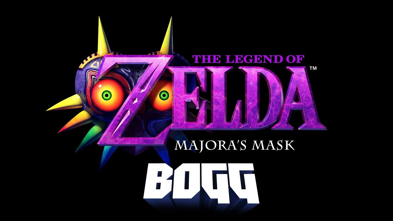 Wii U Wednesday! Majora's Mask the stone temple with Roll ...