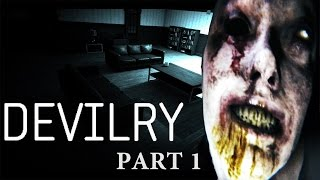 DEVILRY | GamePlay | VERY SCARY