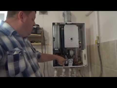 Ремонт газовых котлов дэу своими руками