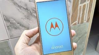 Celular da Motorola travado na logo? Como resolver!