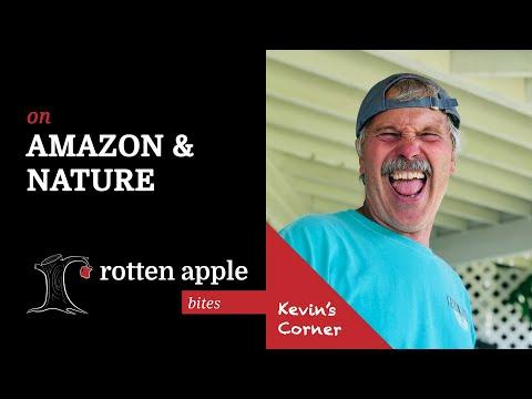 On Amazon & Nature - Kevin's Corner