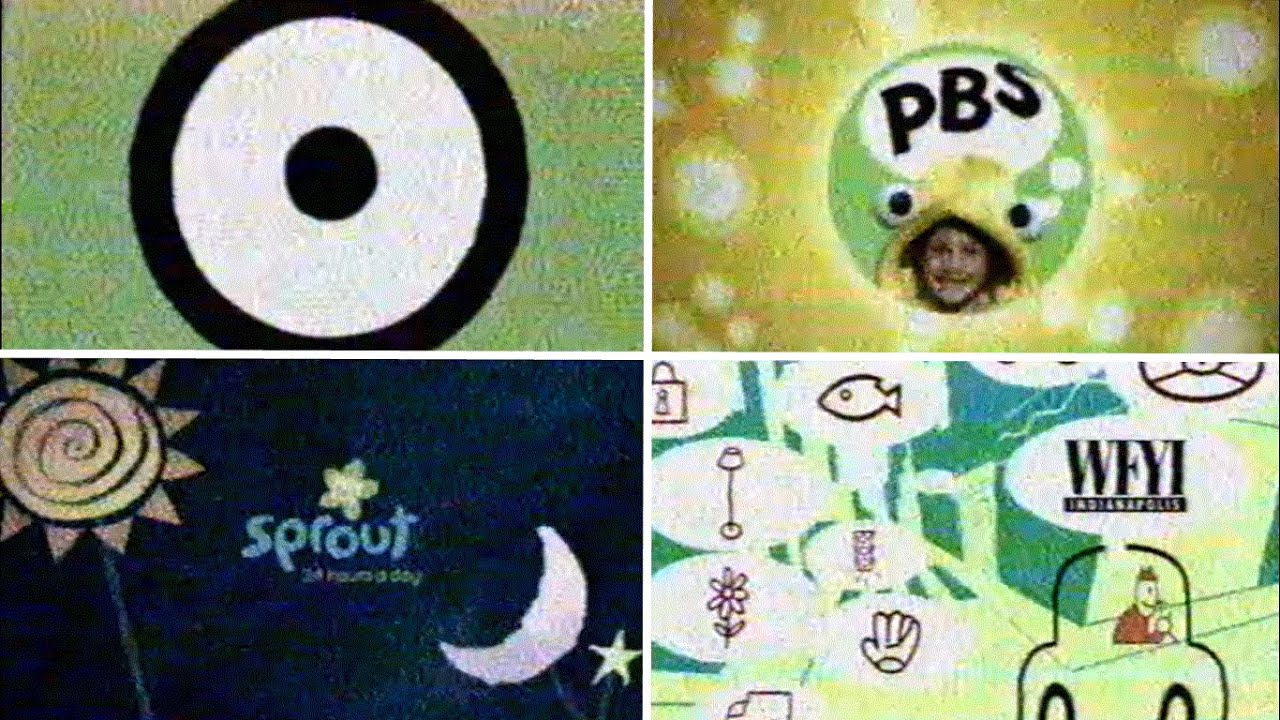 PBS Kids Program Break (2005 WFYI) | Doovi