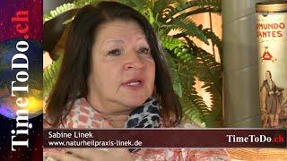 Sabine Linek - Wenn der Darm Probleme macht, TimeToDo.ch 18.03.2016
