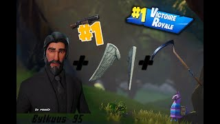 TOP 5 OF MORE BEAU SKINS - FORTNITE DOS ACCESSOIRES